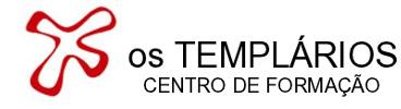 """Moodle do Centro de Formação """"Os Templários"""""""